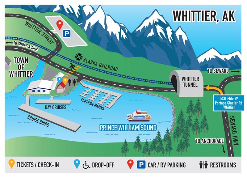 Image result for whittier alaska
